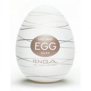 Huevo Masturbador para Pene Silky